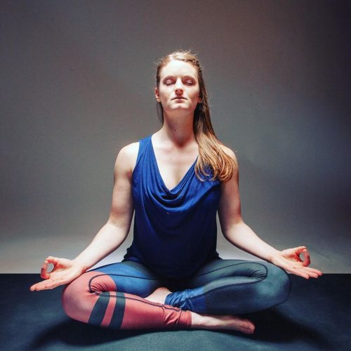 Eliza - Yoga instructor & Intuitive Bodywork Therapist