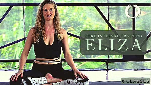 Core Interval Training Online Course with Eliza Volk | Fat Burning Exercise