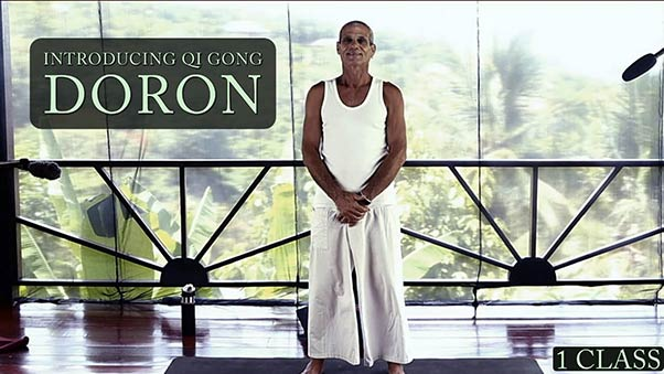 QI GONG with DORON - 1 Class | Sanctuary Wellness