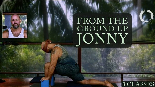 From the Ground Up -Jonny | Breath Yoga Workshop | Online Yoga Course