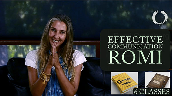 Romi Effective Communication Skills Online Course | Sanctuary Wellness
