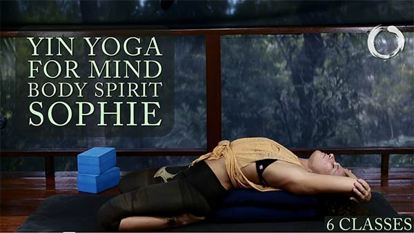 Mind Body Spirit - Sophie | Online Yin Yoga Course | Sanctuary Wellness