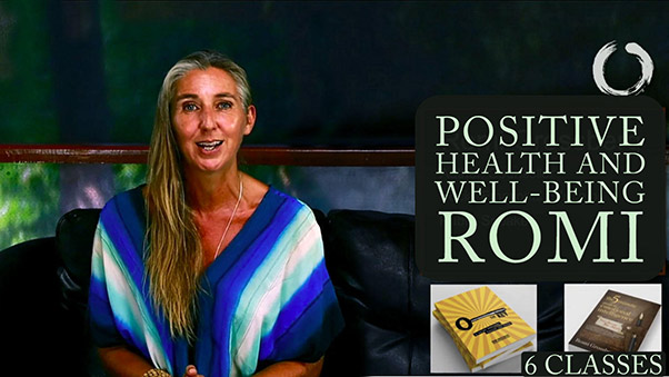 Positive Health & Wellbeing Online Course by Romi | Sanctuary Wellness