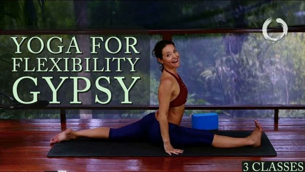 Yoga for Flexibility with Gypsy | Online Yoga Course | Sanctuary Wellness