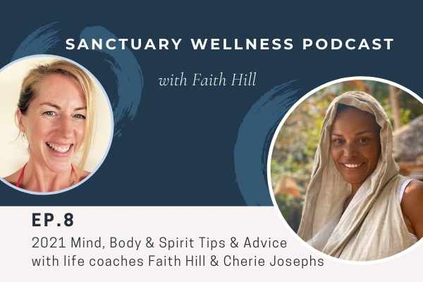 2021 Mind, Body & Spirit tip and advice