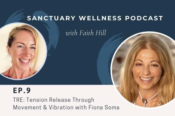 TRE heal trauma through movement